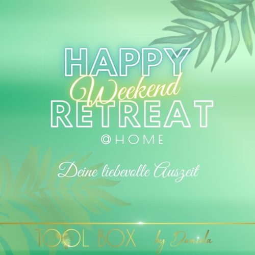 Happy Weekend Retreat at home (Teaser) 1
